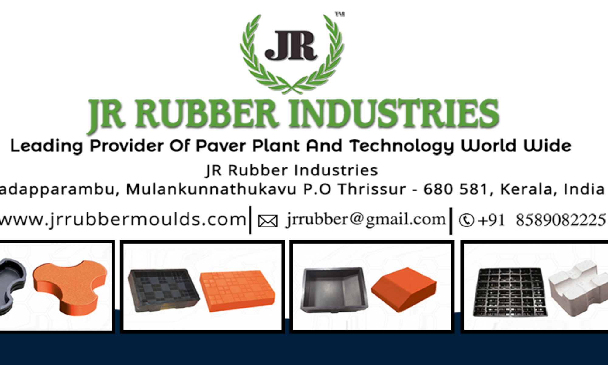 JR Rubber Industries
