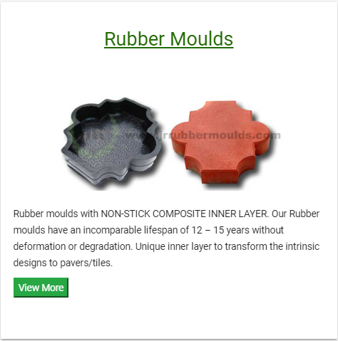 Rubber-moulds