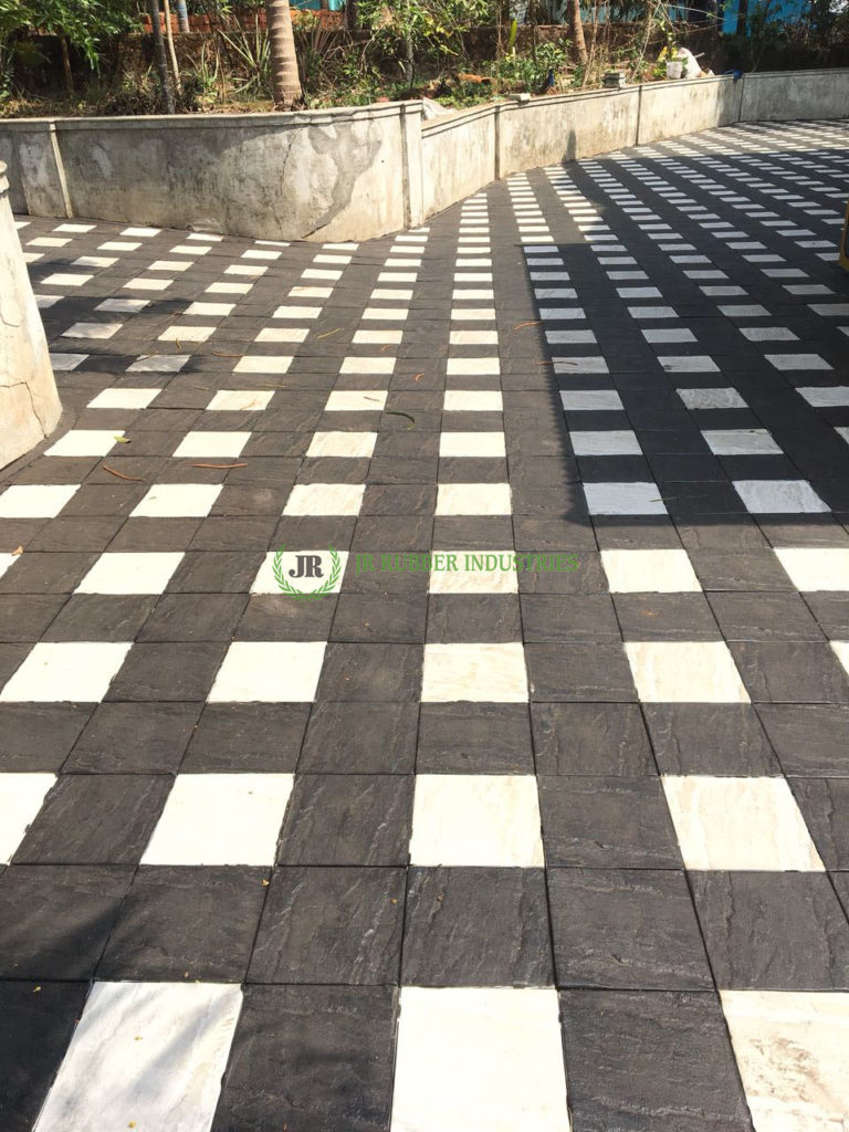 interlocking paver molds