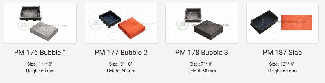 rubber block manufacturers