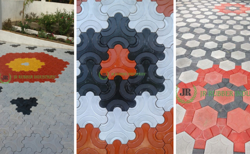 Exotic Paver Block Designs For Your Homes