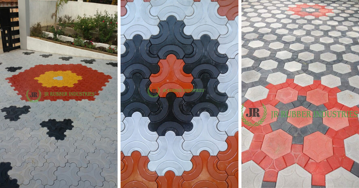 paver block designs