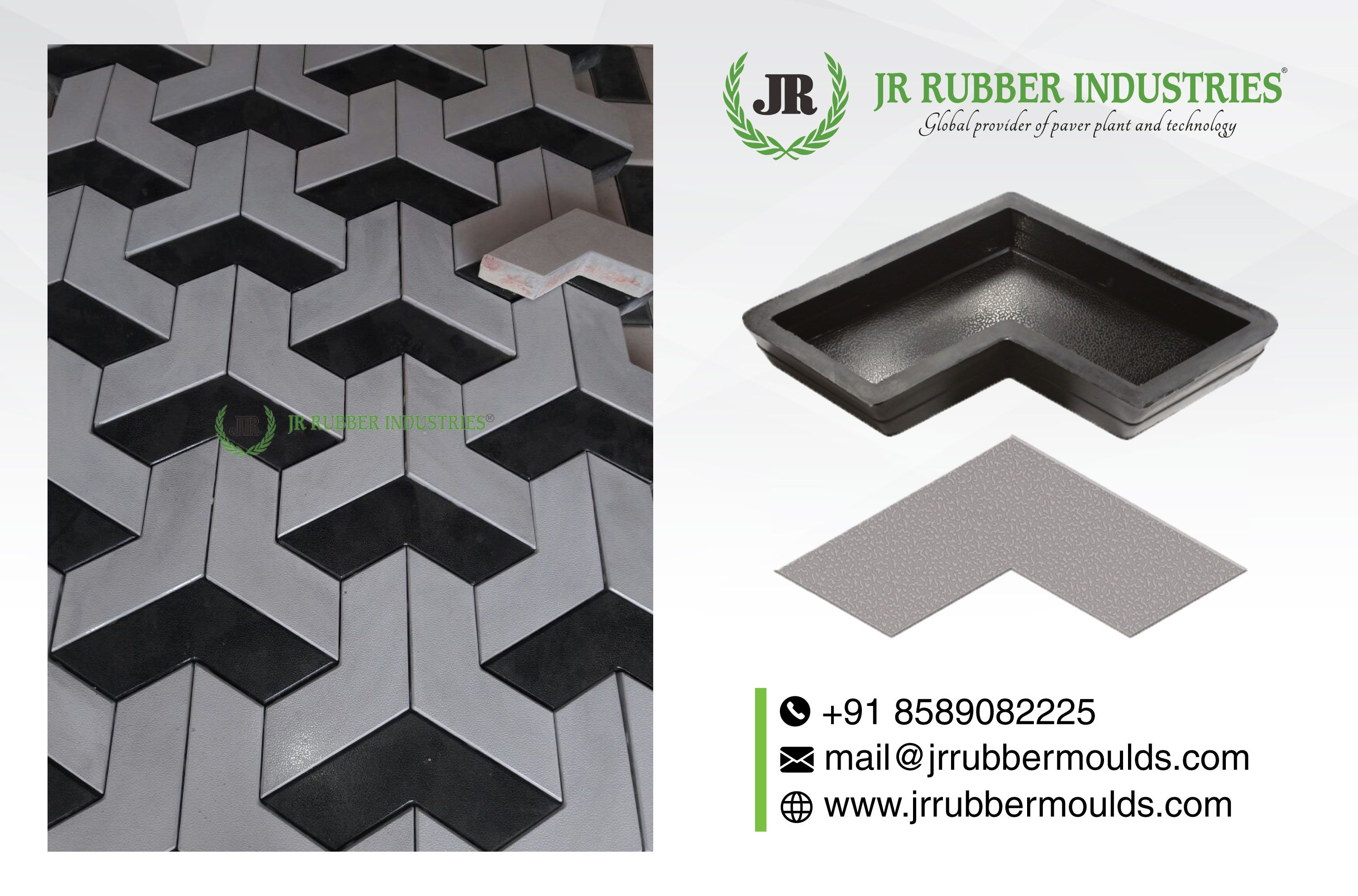 paver block moulds manufacturer